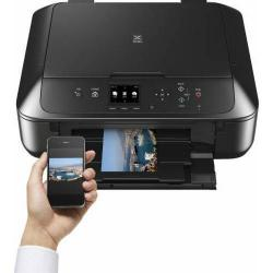 Multifunctional Inkjet Color Canon Pixma MG5750 Black