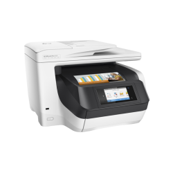 Multifunctional Inkjet Color HP OfficeJet Pro 8730 All-in-One
