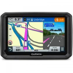 Navigator GPS Garmin Dezl 770 LMT + harta Europa completa + update gratuit al hartilor pe viata