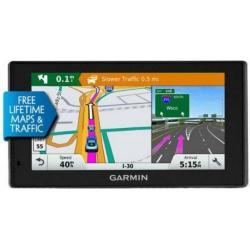 Navigator GPS Garmin Smart Drive 70LM, 7inch + Harta Completa Europa + Update gratuit al hartilor pe viata