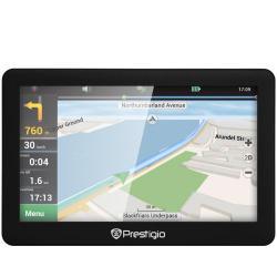 Navigator GPS Prestigio GeoVision 5056, 5.0inch, Fara Harta