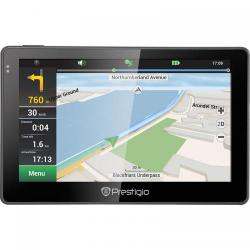 Navigator GPS Prestigio GeoVision 5057, 5.0inch, Fara Harta