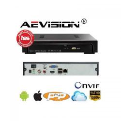 NVR AEVISION N6100-4EL 4 canale FULL HD