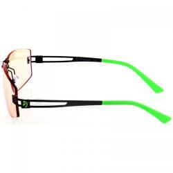 Ochelari gaming Arozzi Visione VX-600, Green/Black