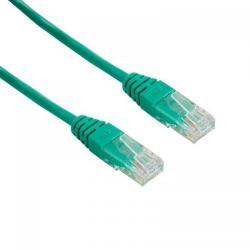 Patch cord 4World 04724, Neecranat, Cat5e, UTP, 1.8m, Green