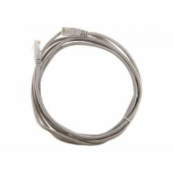 Patch cord 4World 06559, Neecranat, Cat5e, UTP, 0.5m, Grey