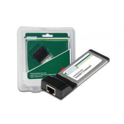 Placă Digitus EXPRESSCARD - Ethernet GigaBit