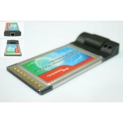 Placă Digitus PCMCIA - Ethernet (RJ45) GigaBit