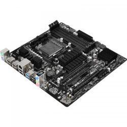 Placa de baza ASRock 970M Pro3, AMD 970/SB950, socket AM3+, mATX