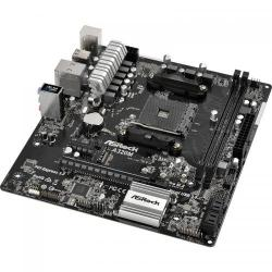 Placa de baza ASRock A320M, AMD A320, Socket AM4, mATX