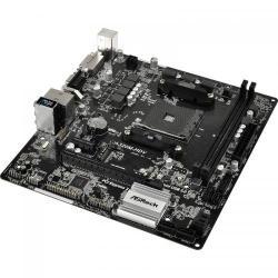 Placa de baza ASRock A320M-HDV, AMD A320, Socket AM4, mATX