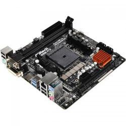 Placa de baza ASRock A68M-ITX R2.0, AMD A68H, socket FM2+, mITX