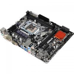 Placa de baza ASRock B150M-DVS R2.0, Intel B150,socket 1151, mATX