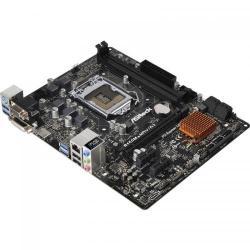 Placa de baza ASRock B150M-HDV/D3, Intel B150, socket 1151, mATX