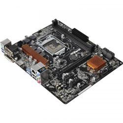 Placa de baza ASRock B150M-HDV, Intel B150, Socket 1151, mATX