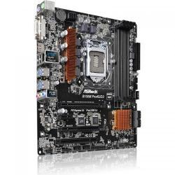 Placa de baza ASRock B150M Pro4S/D3, Intel B150, socket 11581, mATX