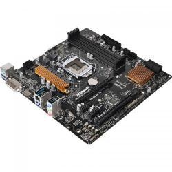 Placa de baza ASRock B150M Pro4S, Intel B150, socket 1151, mATX