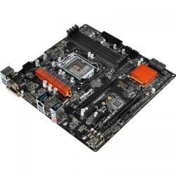 Placa de baza ASRock B150M PRO4V, Intel B150, socket 1151, mATX