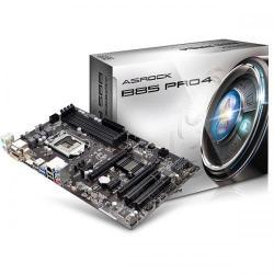 Placa de baza ASRock B85-PRO4, Intel B85, socket 1150, ATX