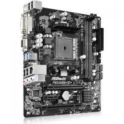 Placa de baza ASRock FM2A68M-HD+, AMD A68H, socket FM2+, mATX