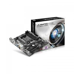Placa de baza ASRock FM2A78M Pro4+, AMD A78, socket FM2+, mATX