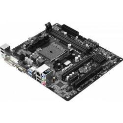 Placa de baza ASRock FM2A88M-HD+ R3.0, AMD A88X, socket FM2, mATX