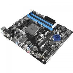 Placa de baza ASRock FM2A88M Pro3+, AMD A88x, socket FM2+, mATX
