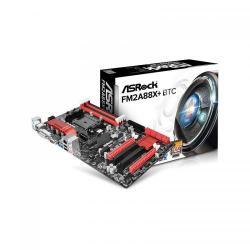 Placa de baza ASRock FM2A88X+ BTC, AMD A88X, socket FM2+, ATX