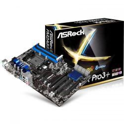 Placa de baza ASRock FM2A88X Pro3+, AMD A88x, socket FM2+, ATX