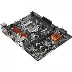 Placa de baza ASRock H110M-HDV, Intel H110, Socket 1151, mATX