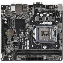 Placa de baza ASRock H81M-VG4 R3.0, Intel H81, Socket 1150, mATX