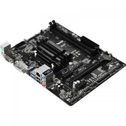 Placa de baza ASRock J3060M, Intel Celeron Dual-Core J3060, mATX