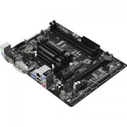Placa de baza ASRock J3160M, Intel Celeron Quad-Core J3160, mATX