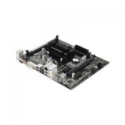 Placa de baza ASRock Q1900M, Intel Celeron Quad Core J1900, mATX