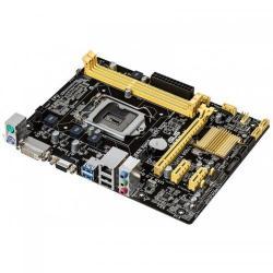 Placa de baza Asus B85M-K, Intel B85, Socket 1150, mATX