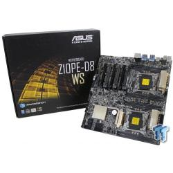 Placa de baza Asus Z10PE-D8 WS, Intel C612, Socket 2011, SSI EEB