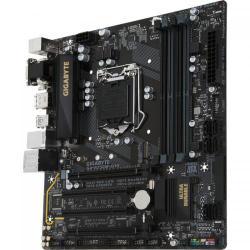 Placa de baza Gigabyte B250M-D3H, Intel B250, socket 1151, mATX