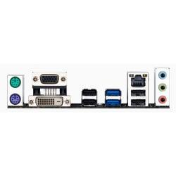 Placa de baza Gigabyte B85M-D2V, Intel B85, socket 1150, mATX