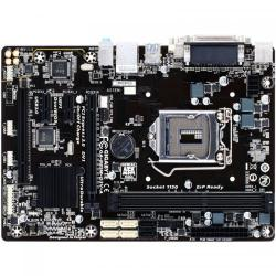 Placa de baza Gigabyte GA-B85M-D3V-A, Intel B85, Socket 1150, mATX
