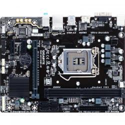 Placa de baza Gigabyte H110M-H, Intel H110, socket 1151, mATX