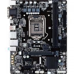 Placa de baza Gigabyte H110M-S2HP, Intel H110, socket 1151, mATX