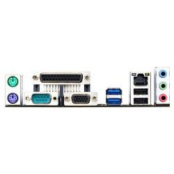 Placa de baza Gigabyte H81M-DS2 V3.0, Intel H81, socket 1150, mATX