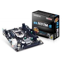 Placa de baza Gigabyte H81M-S, Intel H81, socket 1150, mATX
