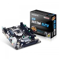 Placa de baza Gigabyte H81M-S2V, Intel H81, socket 1150, mATX