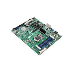 Placa de baza Intel DBS1200BTSR, Intel C202, socket LGA1155, mATX
