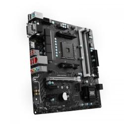 Placa de baza MSI A320M BAZOOKA, AMD A320, Socket AM4, mATX