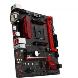 Placa de baza MSI A320M GAMING PRO, AMD A320, Socket AM4, mATX