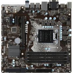 Placa de baza MSI B150M PRO-VDH, Intel B150, sochet 1151, mATX