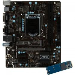 Placa de baza MSI B250M PRO OPT BOOST, Intel B250, Socket 1151, mATX