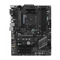 Placa de baza MSI B350 PC MATE, AMD B350, socket AM4, ATX